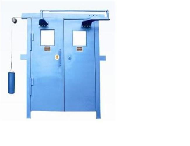 矿用风门:电控气动平衡风门煤矿用自动风门经得起考验